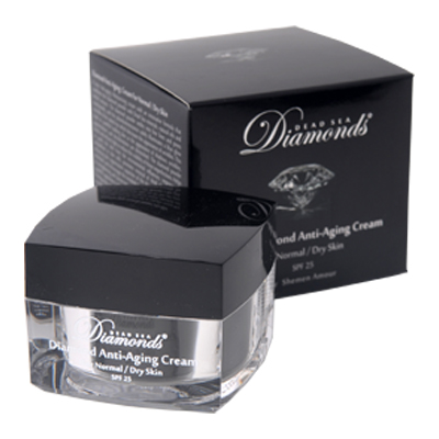 Black Diamond Anti-Aging Moisturizing Day Cream (For Normal To Dry Skin)