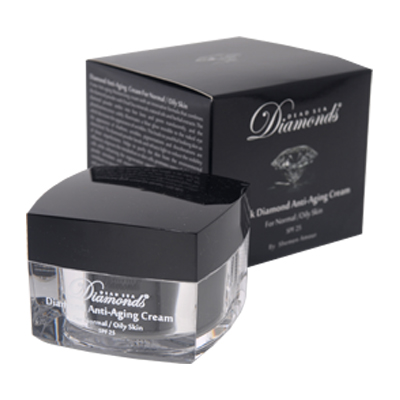 Black Diamond Anti-Aging Moisturizing Day Cream (For Normal To Oily Skin)