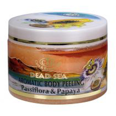 Passionflower – Papaya Body Peeling