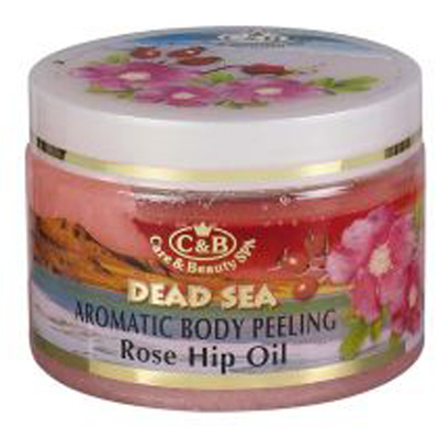 Rose – Hip Body Peeling