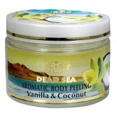 Vanilla - Coconut Aromatic Body Peeling