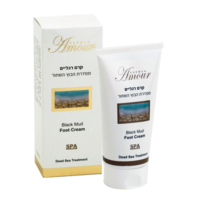 Black Mud Foot Cream