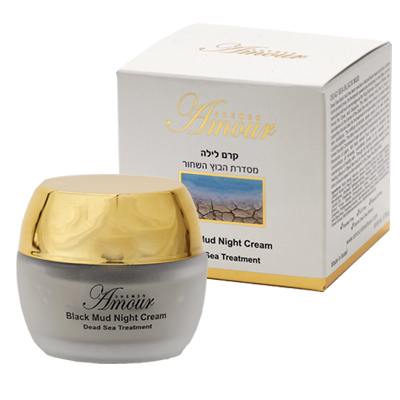 Black Mud Night Moisturising Cream