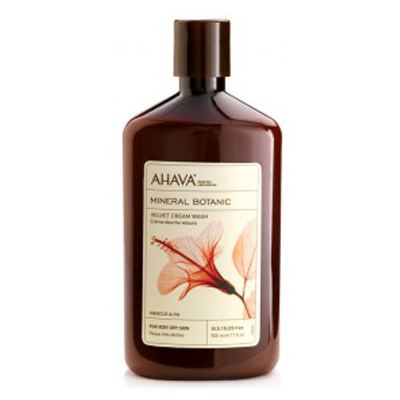 MineralL Botanic Lotion (Hibiscus & Fig)