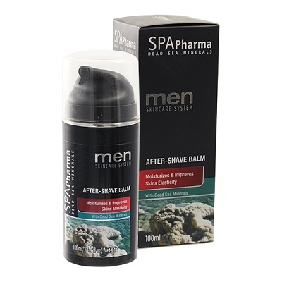 After-Shave Balm With Dead Sea Minerals